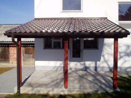 Balkoni, terase i nadstrešnice
